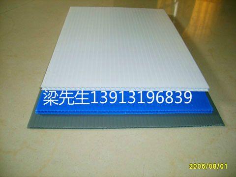 南京中空板周转箱/防静电中空板箱