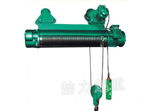 防爆钢丝绳电动葫芦BCD0.5t6米