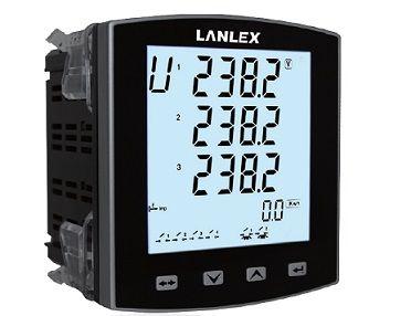LS830E-H型多功能谐波表智能网络电表全功能谐波表