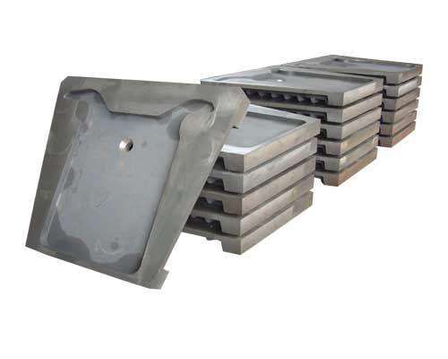 冶金辅具阳极模、钢锭模河铸专业铸造厂家