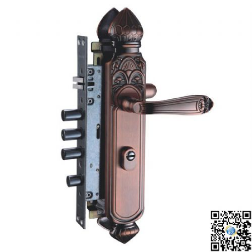 防盗门锁根据锁芯的原理不同