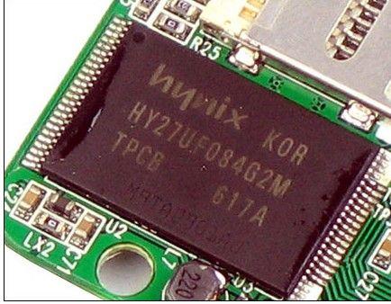 回收现代通信芯片