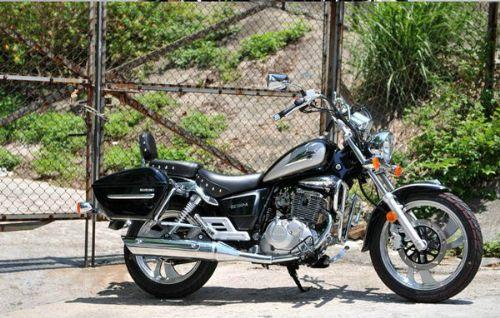 铃木GZ150A 摩托车报价 铃木摩托车 摩托车跑车
