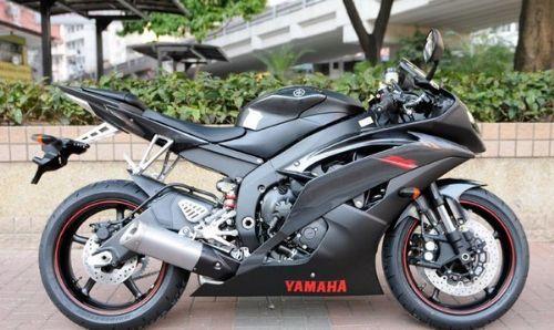 雅马哈YZF-R6二手跑车摩托车交易市场