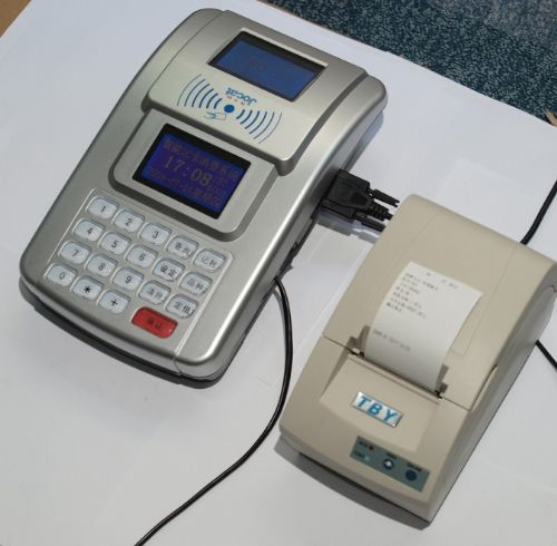 南安IC卡食堂消费机经济实惠,刷卡机轻巧耐用