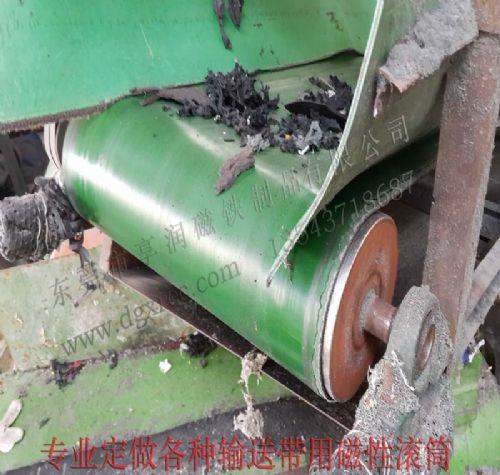 定做各种规格磁性滚筒、工件翻转检测磁性滚筒