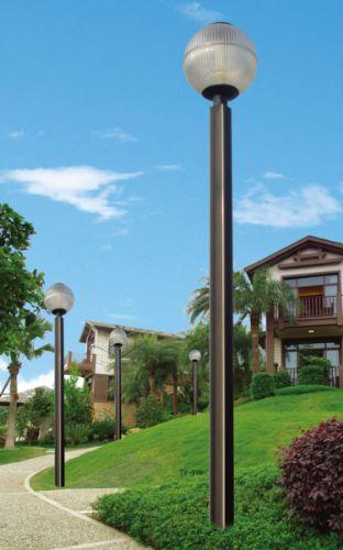 湖北武汉小区庭院灯,2-6米超亮庭院灯