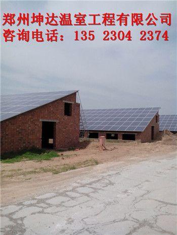 漯河阳光板温室建造费用阳光板温室安装厂家