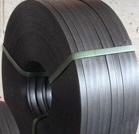 黑色耐温塑钢打包带