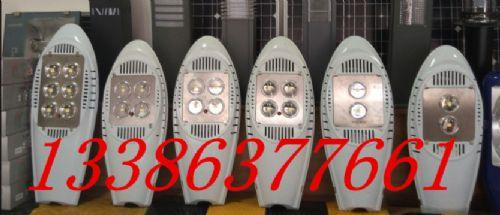 6-7米30W太阳能锂电池路灯