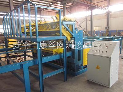 大驱动钢筋焊接设备数控网片焊网机