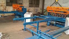 煤矿支护网片排焊机自动焊网机