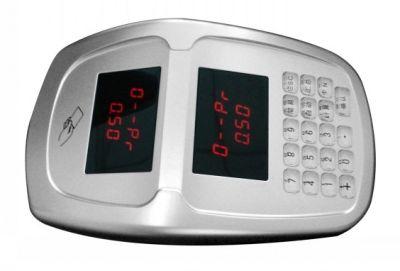 S5XX射频IC卡食堂售饭机