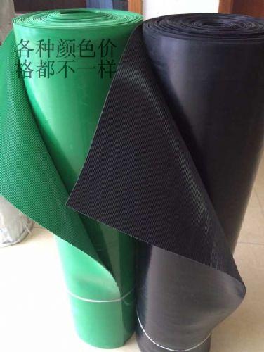 黑条纹橡胶板 绝缘地毯 防滑垫 橡胶垫 防滑橡胶垫 细条纹