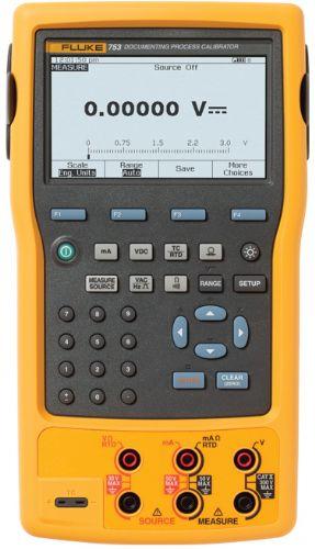 高价求购FLUKE753、FLUKE754电能质量分析仪