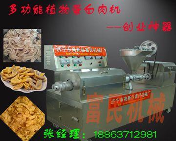 全自动小型豆皮机厂家 牛排机厂价 豆肠机价格