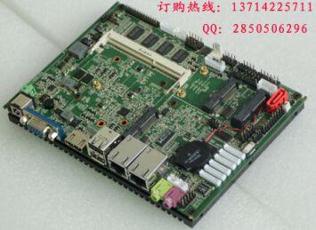 N2800低功耗无风扇工控主板