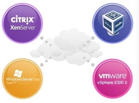 NC云终端安全高效为企业IT架构虚拟化