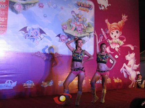 促销路演|南宁商业路演布置公司|年会活动布置|专业庆典演出服务