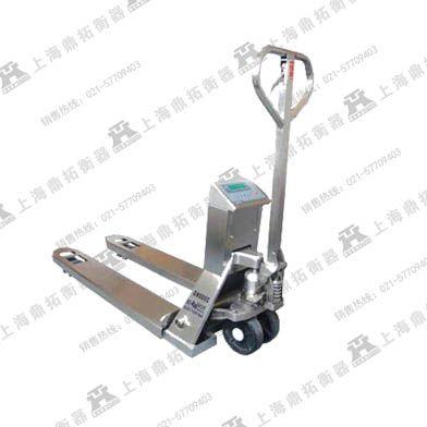 工厂叉车电子秤,防爆液压电子叉车秤