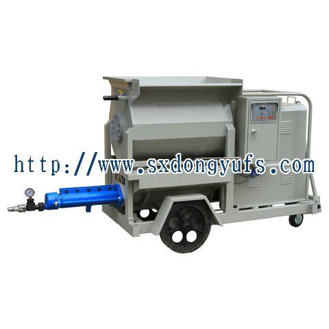 带搅拌螺杆式电动水泥灌注泵