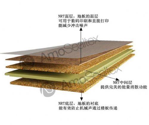 三层地板坯料NRT软木