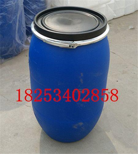 广口卡子125升塑料桶耐酸碱塑料桶