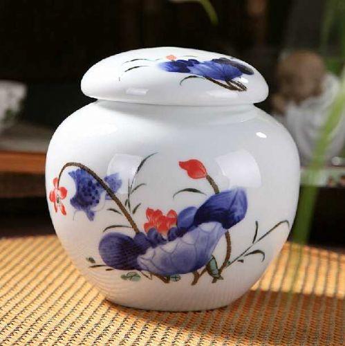 一斤装陶瓷茶叶罐