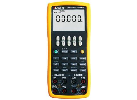 电压电流压力校验仪+VICTOR胜利仪器