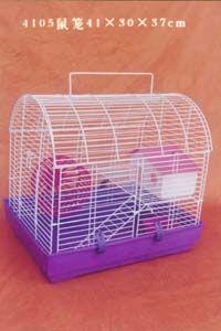 可折叠式宠物笼结构及生产加工工艺
