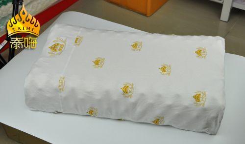 泰嗨乳胶枕头保健护颈 泰国进口高低按摩枕芯 预防颈椎病
