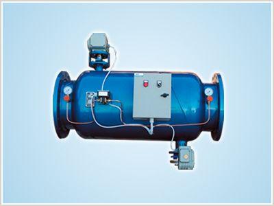 HKW-P型全自动卧式滤水器