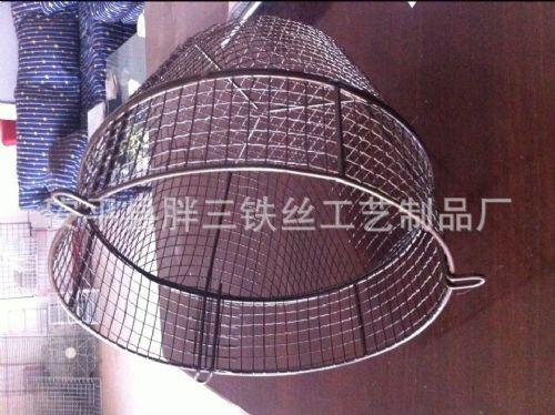 供应各种规格金属网筐 丝网深加工