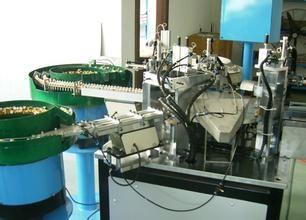 工业磁环 磁芯 电子 塑料产品自动排序摆盘包装机