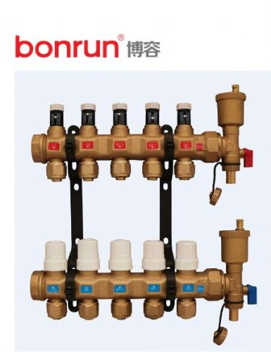 博容智能地暖分水器BF1 DN32