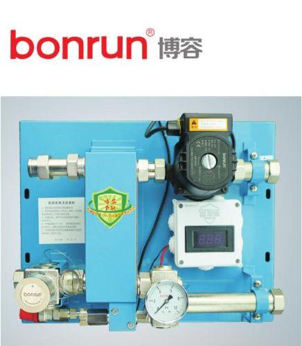 宙斯盾隔离换热机组采用博容四项专利技术构成,分别是 温控阀芯,温控