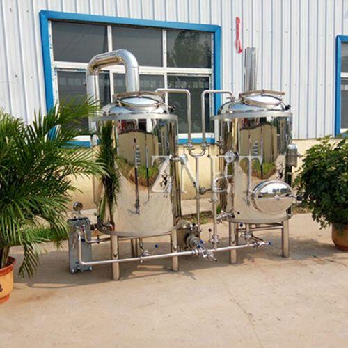 200升进口啤酒设备 德式自酿啤酒设备