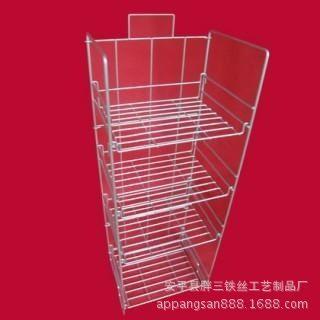 铁丝架 卫浴用五金件  高雅美观铁丝电镀实用置物架