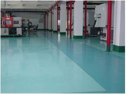 防尘地板漆 五金厂环氧地板 电子厂防静电地坪 深圳工厂环氧树脂地