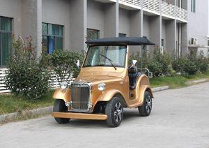 品牌四座电动观光车 高尔夫球车