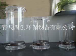 水质采样器 野外手动采水器