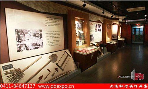 乡村展览馆专业制作公司|红方块村史馆设计策划方案