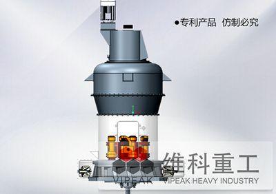 YCVX(O)系列(欧版)超压V型磨粉机