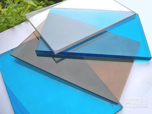 泰州阳光板十年质保4mm-20mm真正的阳光板厂家