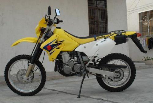 铃木DR-Z400越野车