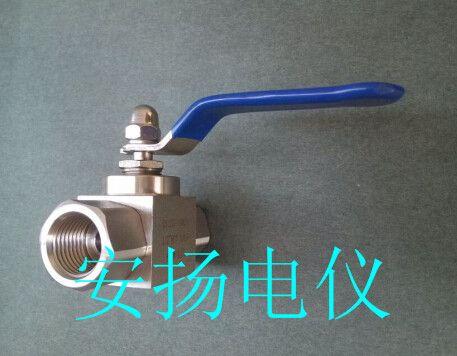 内螺纹高压仪表球阀