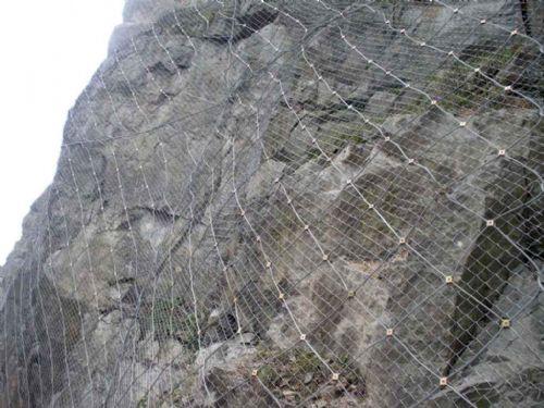 供应贵州园林专用防护网,边坡防护网,安全网,奇佳厂家直销