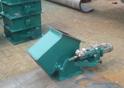 电动三通分料阀-沧州英杰机械生产