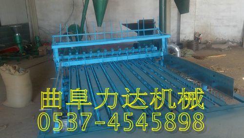 专业稻草编织机电动草帘编织机
