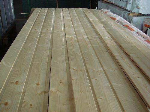 樟子松烘干实木家具板材